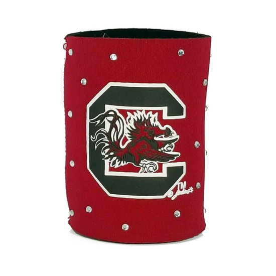USC Gamecocks Rhinestone Can Coolie