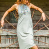 Blue Sky Cozumel High/Lo Dress