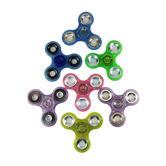 Hand Spinner Toy - Glow in the Dark