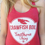 SFT Crawfish Boil - It's a Southern Thing Tank