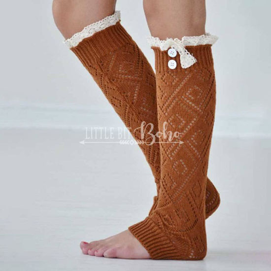 Peek a Boot Socks DARCY Leg Warmers