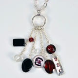 Picture of Cluster Necklace - USC Gamecocks