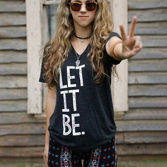 Let It Be Tee