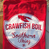 SFT Crawfish Boil - It's a Southern Thing Unisex Tee