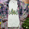 Christmas Tree Short Sleeve Tee