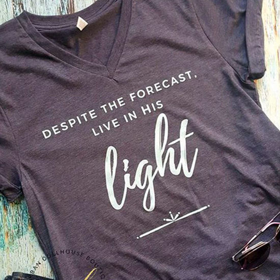 Live in His Light Tee
