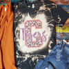 C is for Tigers Bleached Tee