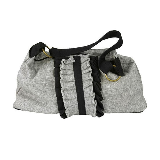 Earth Divas Cotton Bowtie Bag