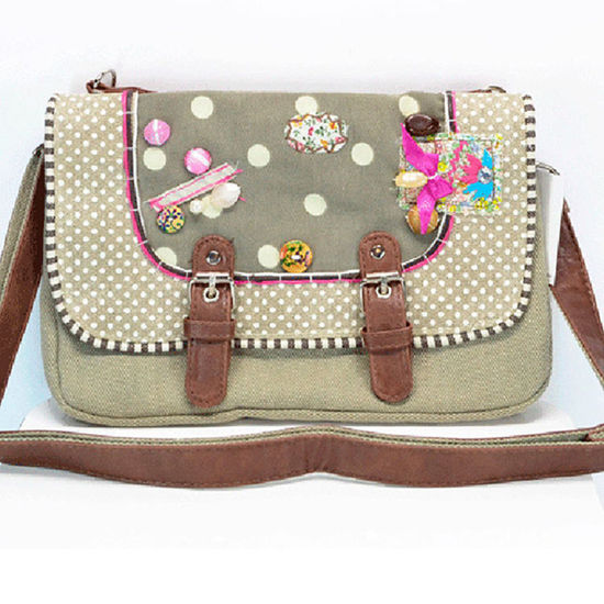 Nicole Lee Nikky by Nicole Lee MARIA Polka Dot Crossbody Bag