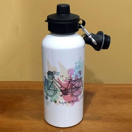 Beautiful Ride Aluminum Water Bottle