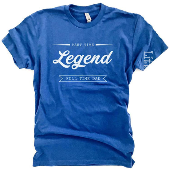 Part Time Legend Tee