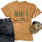 Men's Who Cut One Tee