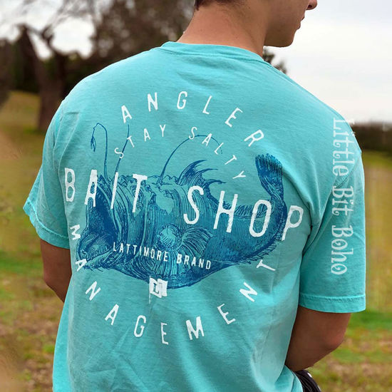 Angler Management Tee