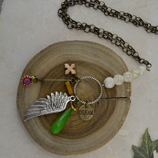 GYPSY DREAM CATCHER Necklace
